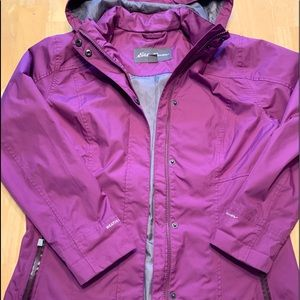 Eddie Bauer WeatherEdge Raincoat (M)